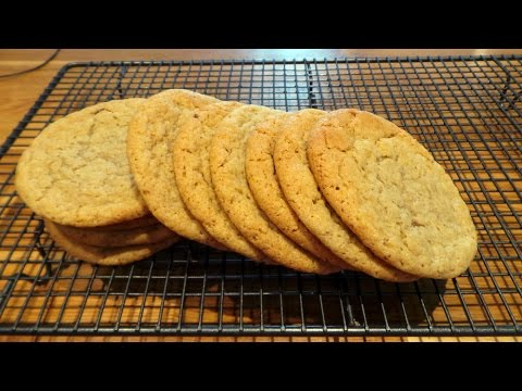 Soft & Chewy Lemon Cookies