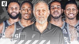 San Antonio Spurs VERY BEST Plays & Highlights from 2018-19 NBA Season!