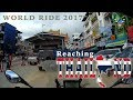 WORLD RIDE 2017 || Ep. 10 || MYANMAR (Bago) To THAILAND(Tak)