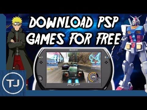 PSP 6.61 How To Download & Install Games For Free! [UPDATED] 2017!