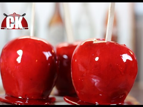 How to Make Candy Apples!