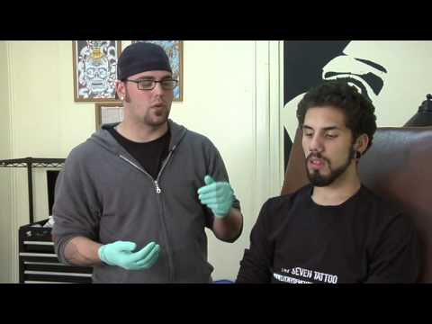 Body Piercing Tips & Aftercare : How to Clean Lip Piercings