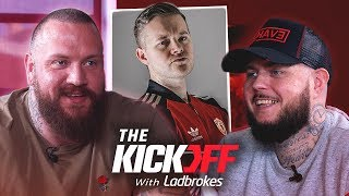 DT on Beef with Mark Goldbridge & Claude (AFTV)
