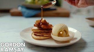 Gordon Ramsay's Quick and Delicious Pancakes