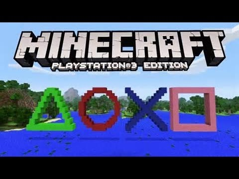 Minecraft ps3 edition