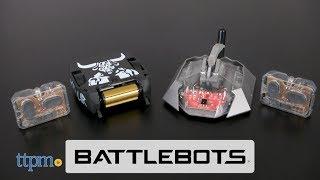 BattleBots Rivals Beta and Minotaur Battle Strategy Kit from Hexbug