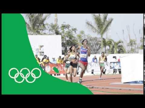 Bermuda Youth Olympic Team Profiles - Faheemah Scraders