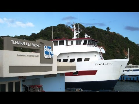 Tips for the Ferry from Fajardo to Culebra Island, Puerto Rico.