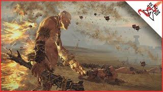 6240 THUNDERERS vs 30 GIANTS - Total War: WARHAMMER - PakVim