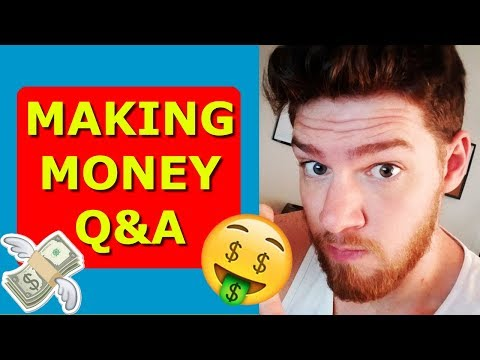 How to Make Money Online Q&A! #1