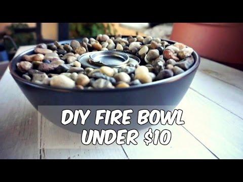 DIY Fire Bowl Under $10