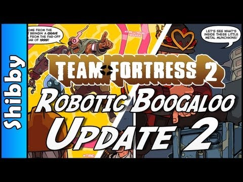 TF2 - Robotic Boogaloo Update #2 (Team Fortress 2)