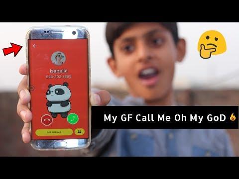 My GF Call Me Oh My GoD.! 👿