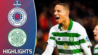 Rangers v Celtic | 2019/2020 Betfred Cup Final | Betfred Cup