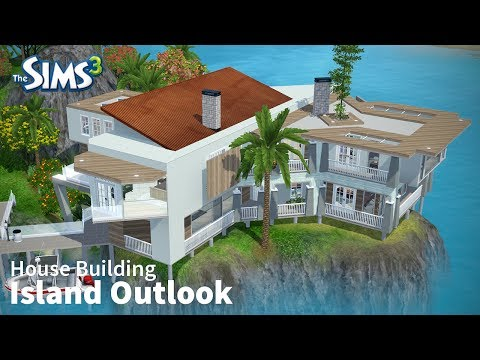 Island Outlook | The Sims 3 House Building