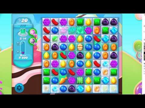 Candy Crush Soda Saga Level 380  No Booster