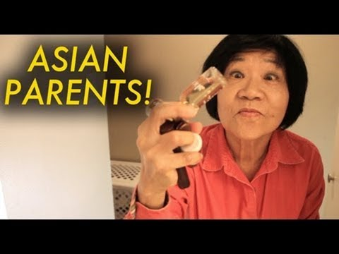 THINGS ASIAN PARENTS DO