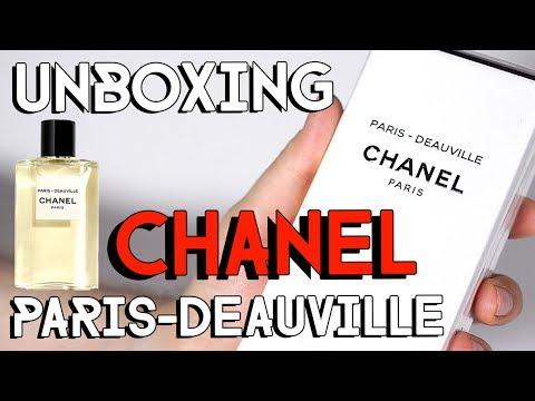 CHANEL LES EAUX - PARIS DEAUVILLE - UNBOXING