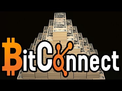BitConnect is the $900,000,000 Crypto Ponzi Scheme