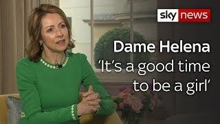 Dame Helena: