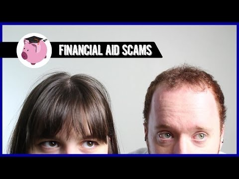 Financial Aid Boot Camp | Scams!