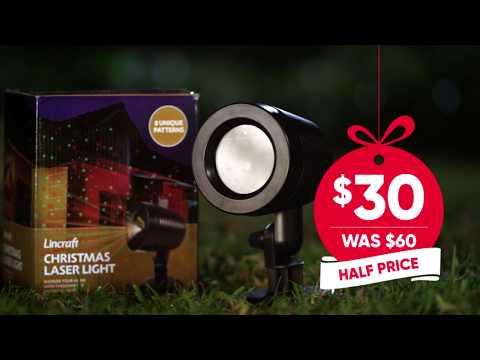 Lincraft Laser Light