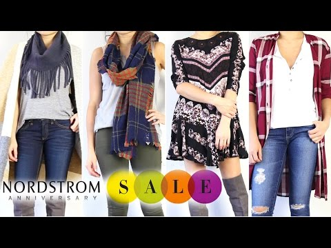 2016 Nordstrom Anniversary Sale Haul PART 1 | Fashion Clothes TRY ON HAUL | NSale | Miss Louie