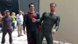 Superman vs Zod | Man of Steel | Featurette [+SUBTITLES]