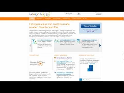 How to Setup Google Analytics on Weebly
