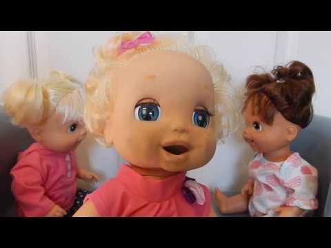 Baby Alive Twin Telepathy Test!