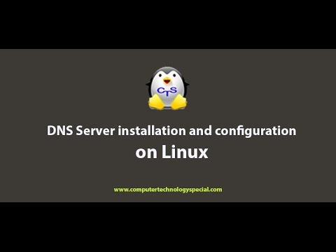 Dns Server installation and Configuration on CentOS 7/RHEL 7