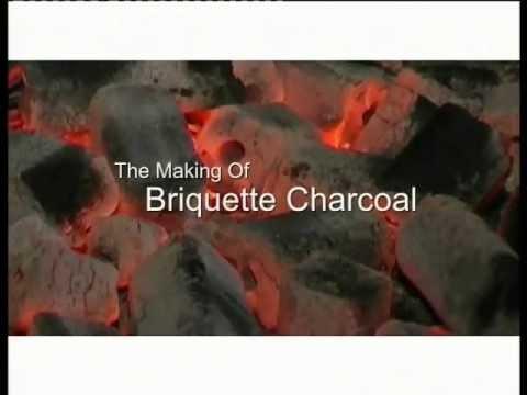 Manufacturing of Sawdust Briquettes Charcoal by Cipta Briquettes Sdn Bhd