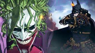 Бэтмен-ниндзя — Русский трейлер (2018)