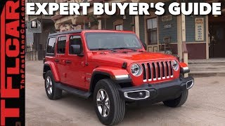 Watch This Before You Buy A New Wrangler: 2018 Jeep Wrangler JL Expert Buyer