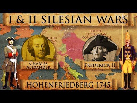 Battle of Hohenfriedberg 1745 - First and Second Silesian War DOCUMENTARY
