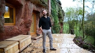 Modern Caveman: Man Builds A $230,000 House In 700-Year-Old Cave