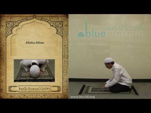 How to Pray - Maghrib (Evening Pray) - Fardh