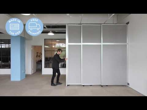 Versare Operable Wall (Sliding) Room Divider