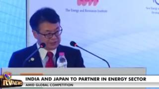 INDIA & JAPAN TO PARTNER IN ENERGY SECTOR