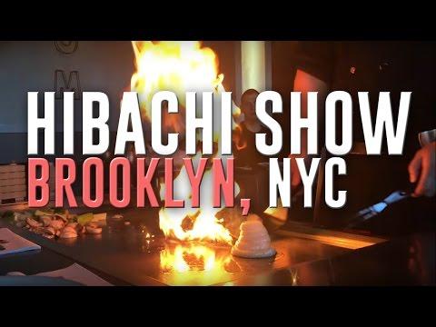 Hibachi Show, Brooklyn, New York City