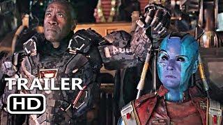 AVENGERS 4 ENDGAME New Trailer Special Look (2019) Marvel's Super Hero