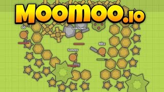 MooMoo.io - The Best Base Ever! - 10k+ Points and Top of Leaderboard - Let