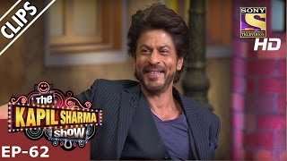 Sharukh reveals his Phobia -The Kapil Sharma Show– 26th Nov 2016