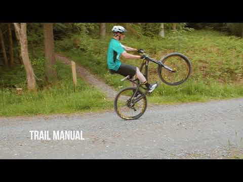 Mountain Bike Technique - Core Skills - The Manual