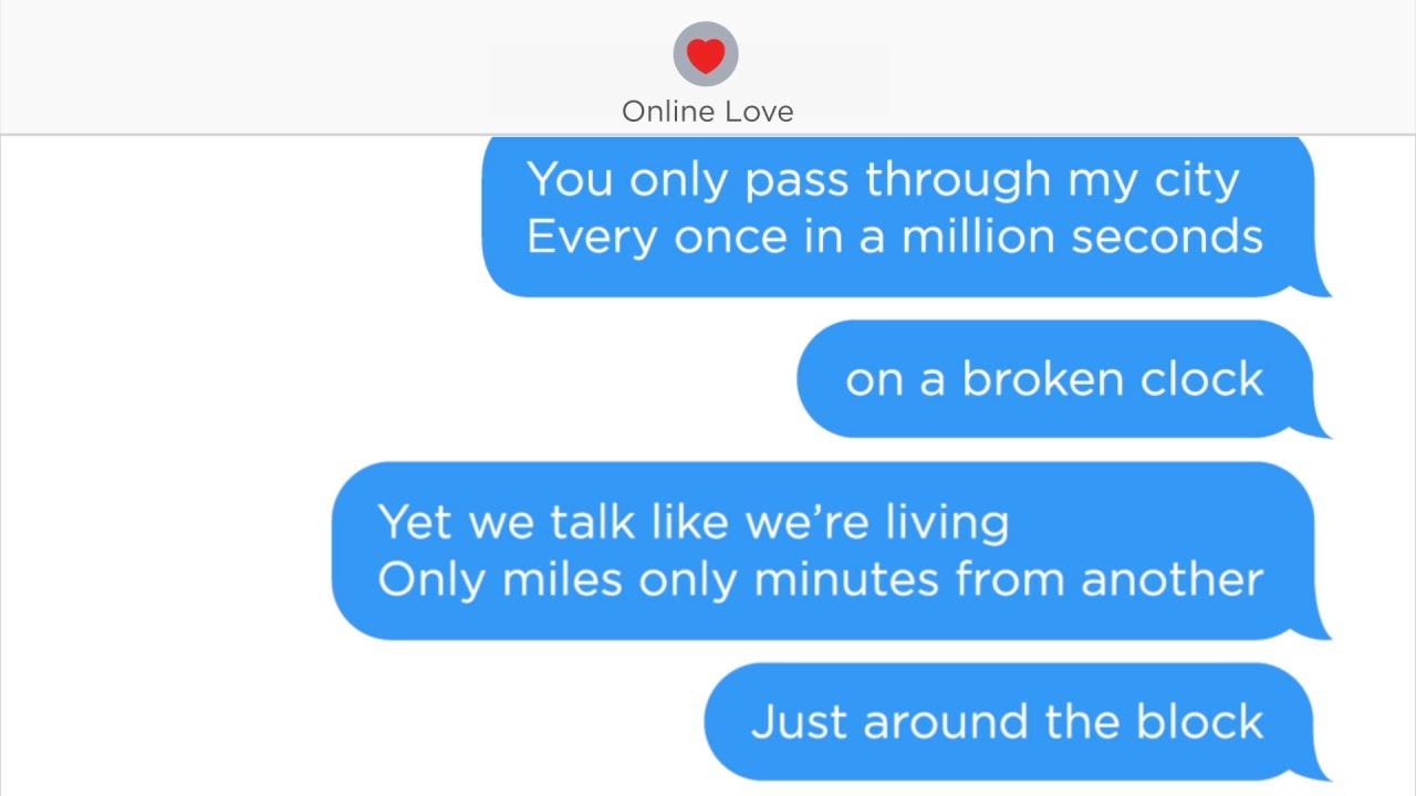 Conan Gray - (Online Love)