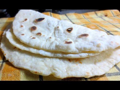 Homemade Flour Tortillas | How to make tortillas