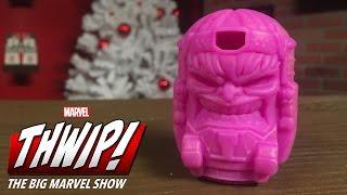 It's a Chocolate M.O.D.O.K. on THWIP! The Big Marvel Show!
