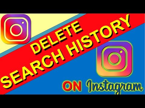 How To Delete Instagram Search History On Android/iPhone