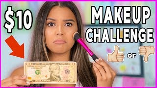 Full Face DRUGSTORE Makeup UNDER $10 Challenge! Poop or Woop? Natalies Outlet
