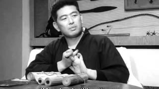 Ninjutsu Master Masaaki Hatsumi - 1960